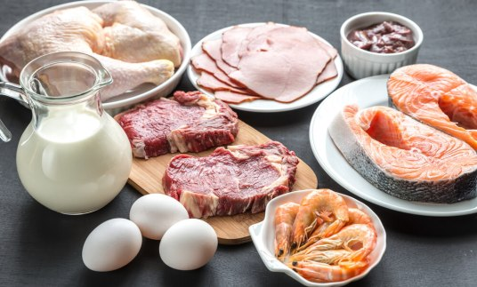 menu de dieta carnivora